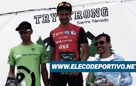 Iván Tejero, de Rincón Fertilidad, cuarto en el Triatlón de Sierra Nevada
