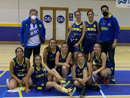 Rincón de Victoria femenino pierde en casa ante el Club Baloncesto Marbella (49-52)