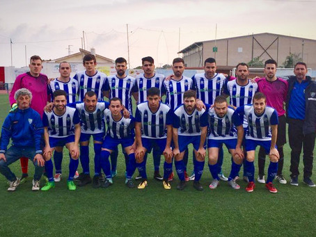 Un gol de Alejandro da la victoria al Algarrobo ante el Totalán en el 89' (2-1)