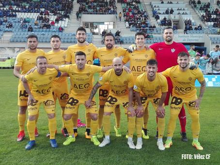 El Vélez, a punto de dar la sorpresa en Santo Domingo ante El Ejido (2-1)