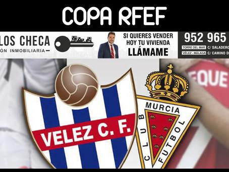 El Vélez recibe hoy en el Vivar Téllez al Real Murcia en la previa de la Copa del Rey