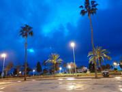 La AEMET prevé una jornada de sábado marcada por la lluvia en la Axarquía