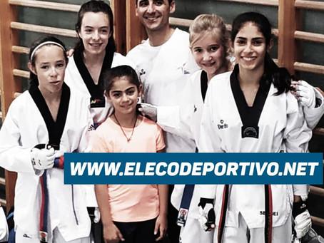 Excelentes resultados del Club Sensei en el Trofeo Diputación de Granada