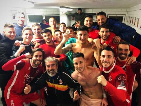 Pepe Capitán confirma en el 86'la victoria del Rincón sobre el Maracena (2-1)