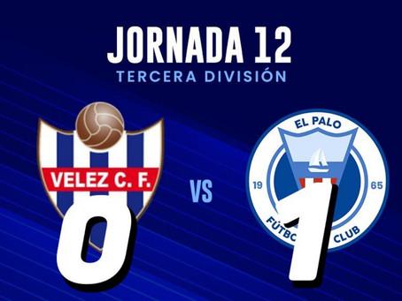 Un gol de El Palo sentencia al Vélez en el Vivar Téllez (0-1)