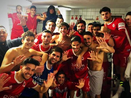 El filial del Rincón gana por la mínima en Casares (0-1)