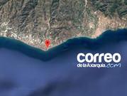 Urgente: Muere un hombre de mediana edad en una playa de Torrox-Costa