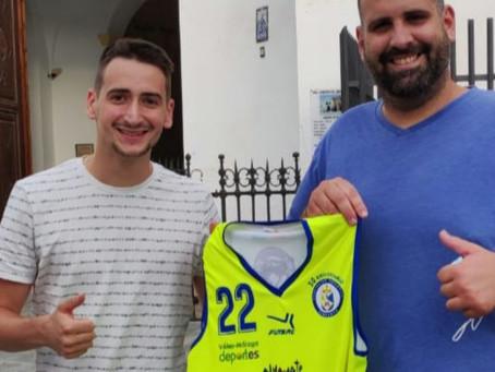 Gaspi Lasheras anuncia que seguirá un año más en el Almayate de baloncesto