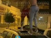Publican varios vídeos de jóvenes cometiendo actos vandálicos en Torre del Mar
