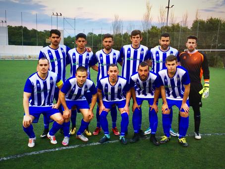 El Algarrobo cae en Torremolinos con un gol en el 92' (1-0)