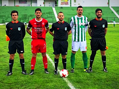 El Rincón se viene de vacío en su visita al Maulí de Antequera (3-0)