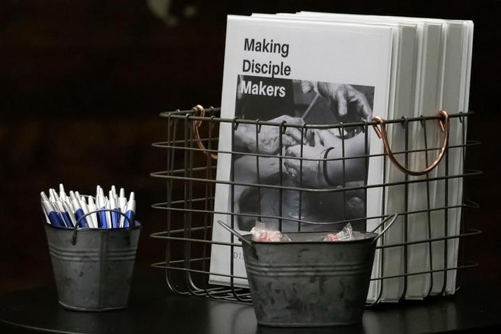 Making Disciple Makers