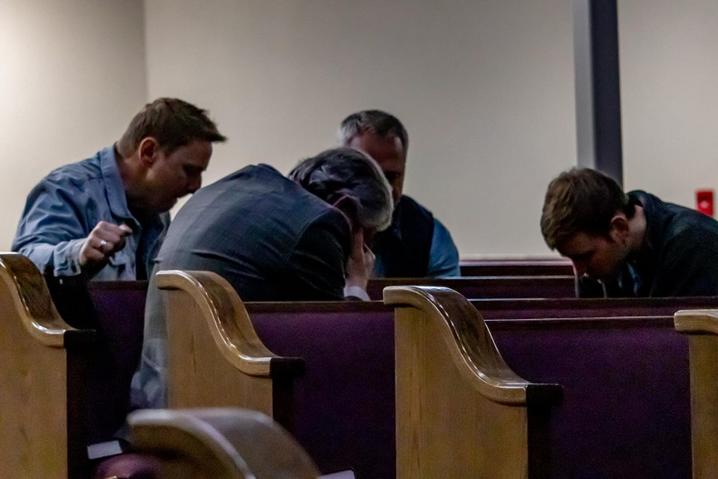 Prayer counts