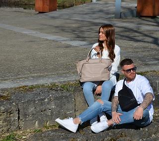 Hochwertige Designer Handtaschen, Portmonnaies aus Leder und Accessoires für Damen und Herren von Giusy Lamattina