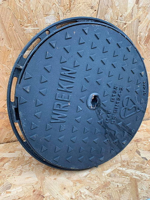 450mm Ductile Iron Cover/Frame D934