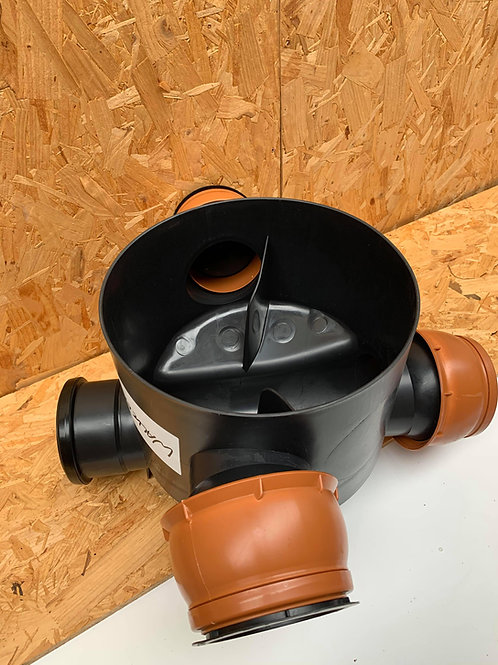 270mm 90° Inlet Chamber Base