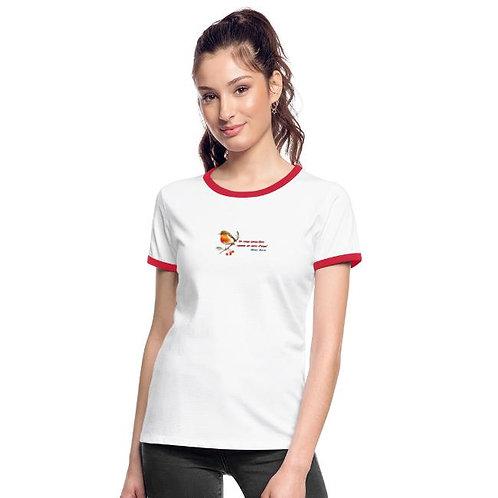 T-shirt contrasté Femme - Mister Darras