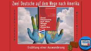 Zwei Deutsche auf dem Wege nach Amerika