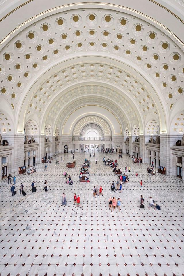 THE ICON // UNION STATION, WASHINGTON, D.C.