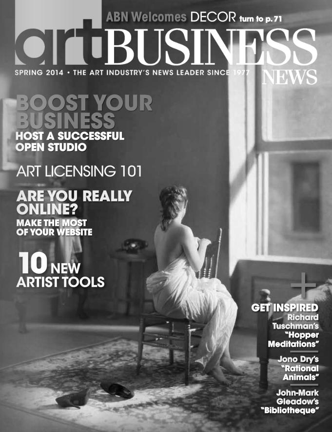 Art Business News Spring 2014