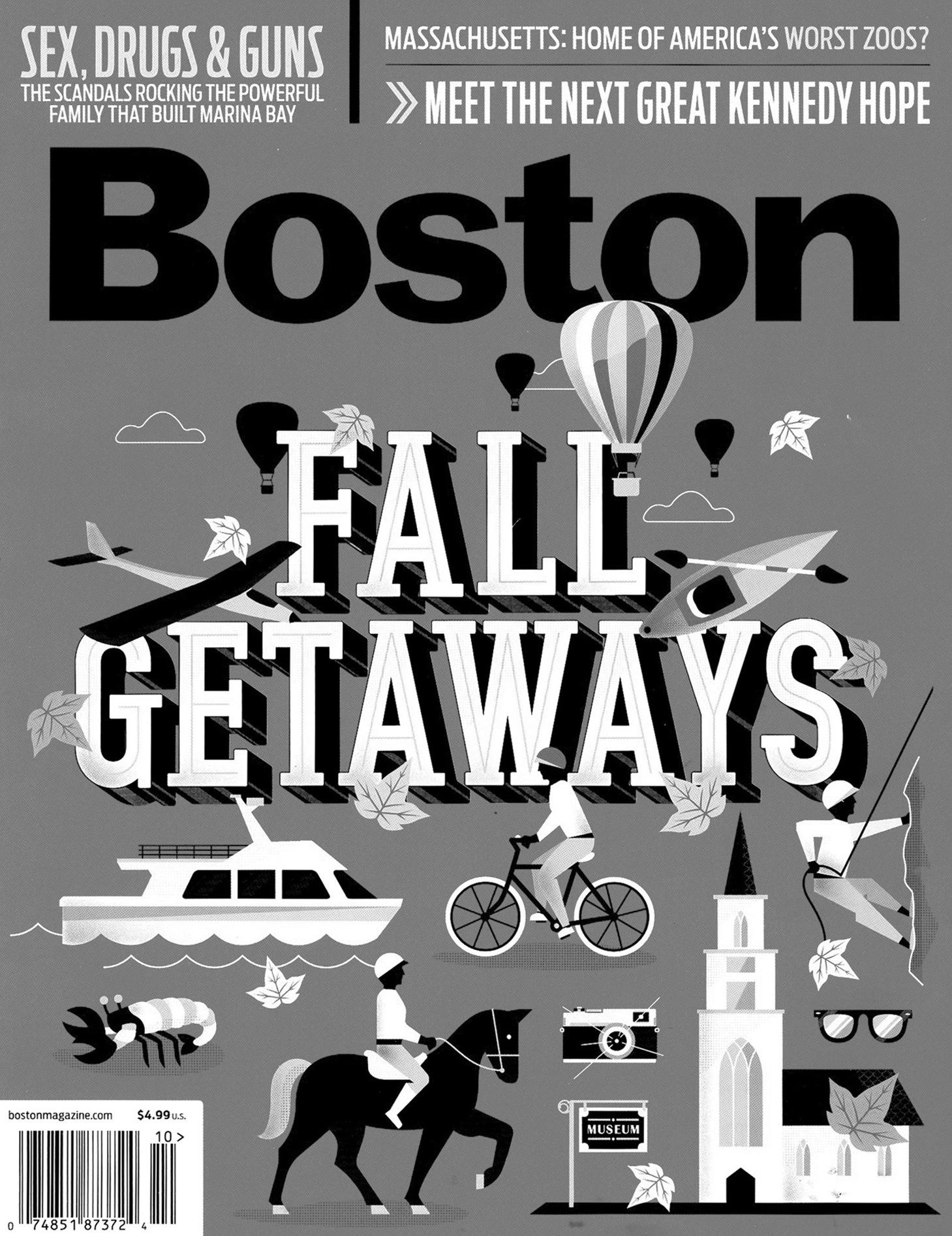 Boston Magazine October 2011