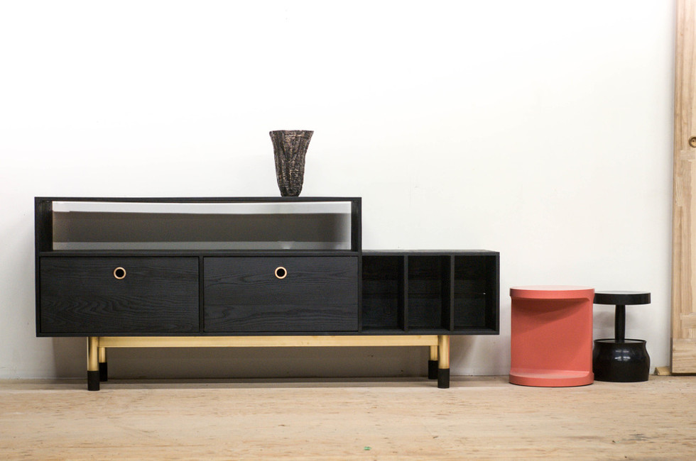 THE TALENT // FURNITURE BY JEFF MARTIN JOINERY