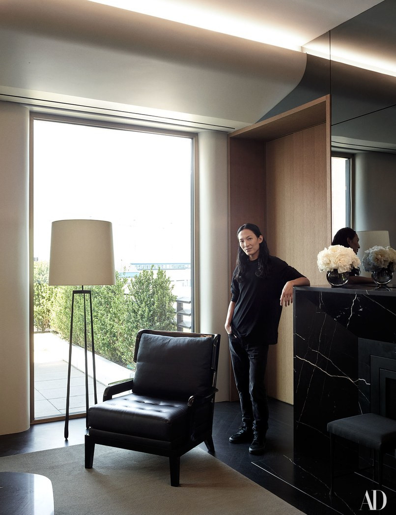 THE SPACE // ALEXANDER WANG'S NYC APARTMENT