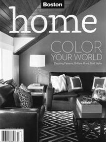 Boston Home Magazine Summer 2011