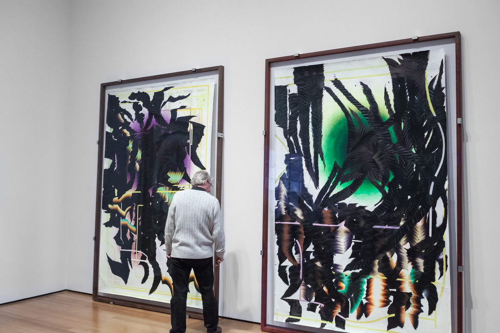 THE ROUNDUP // ART LOVERS