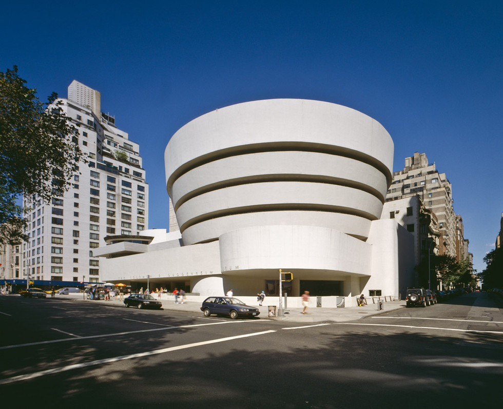 THE ICON // THE GUGGENHEIM