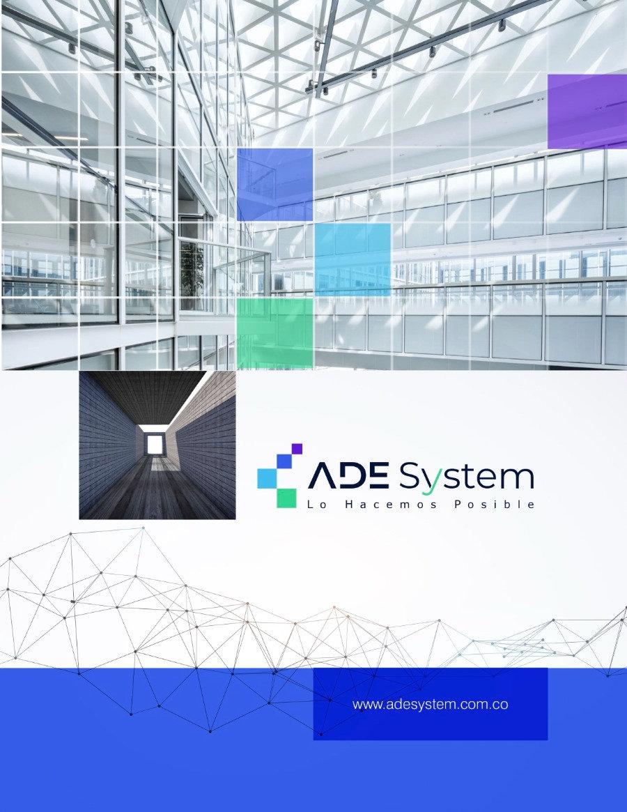 Marca Adesystem Brochure