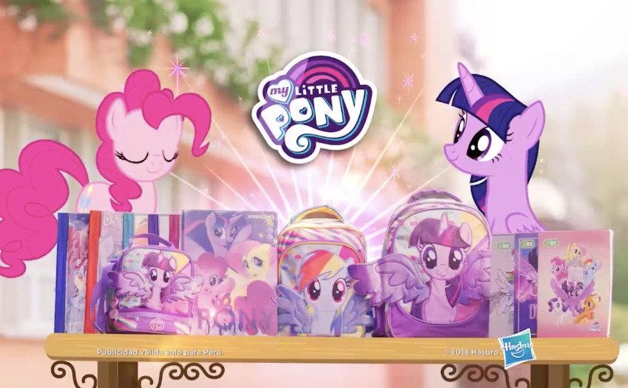 Comercial Hasbro MLP