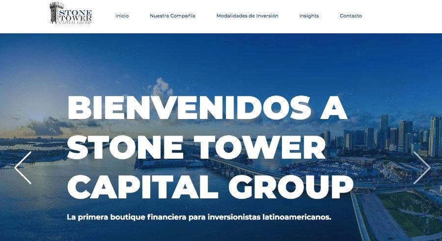 Website StoneTower