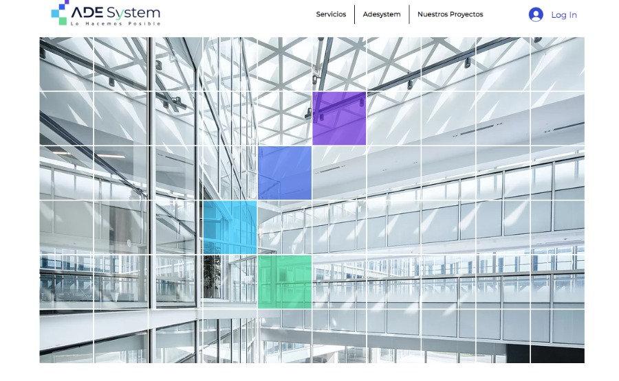 Website Adesystem