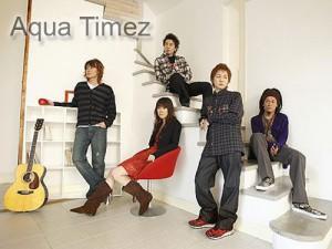 Aqua Timez' Live Booklet 2014