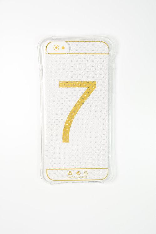 iPhone 7 gemmensigtig cover