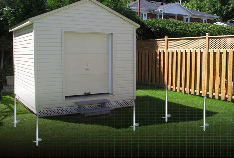 Shed-Fence