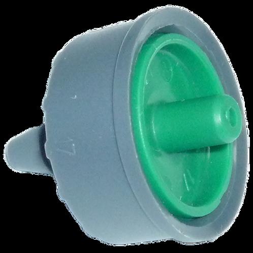 圧力ボタン