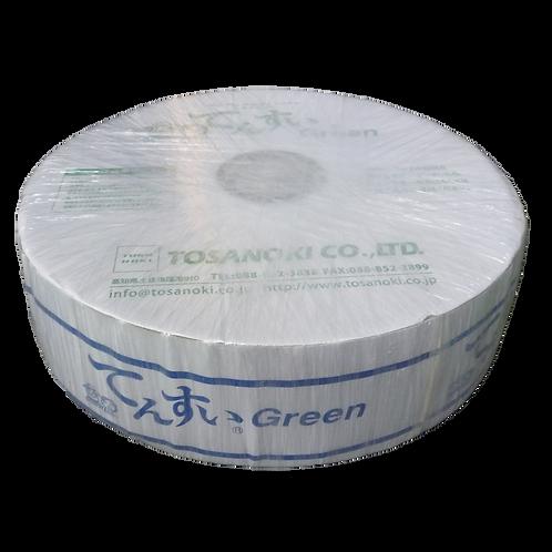 点滴チュ-ブ Green 15cm X 0.25mm X 1000m (1.2L/Hr)