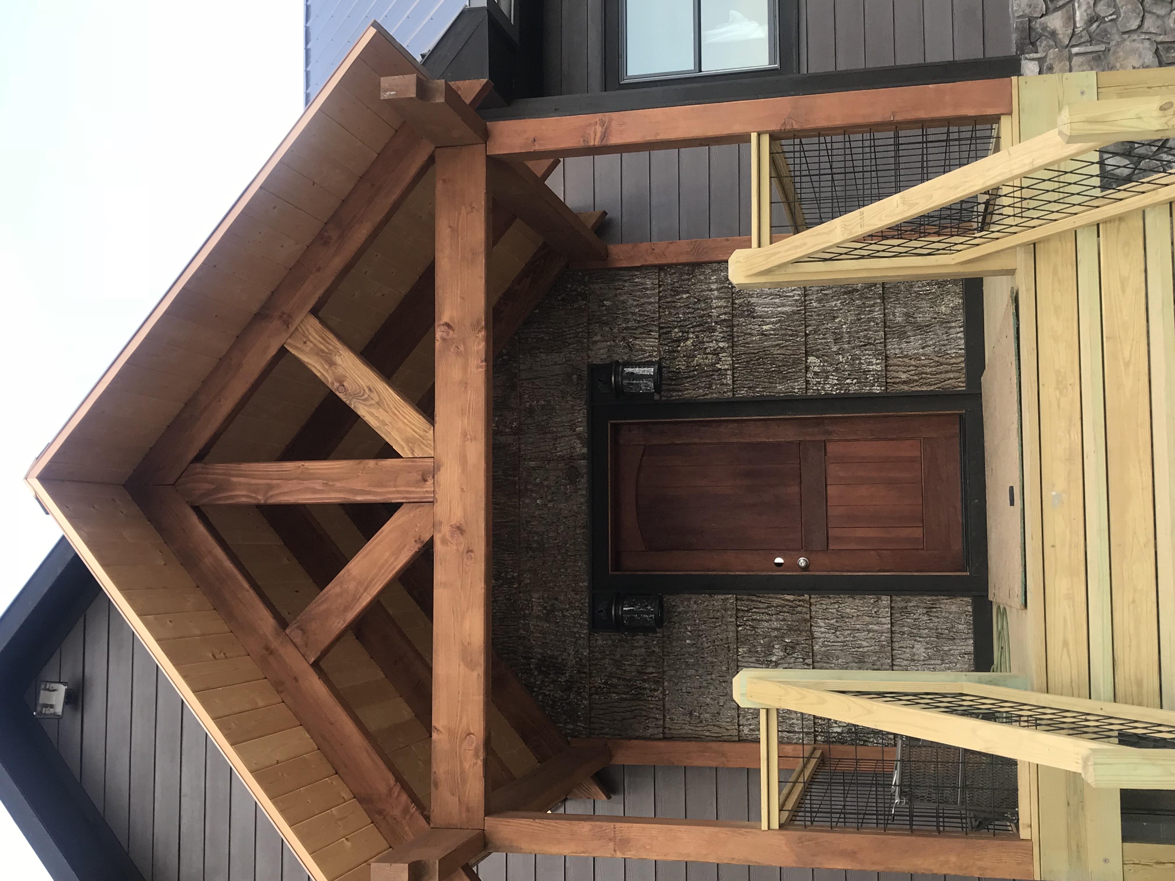 Front porch_entrance