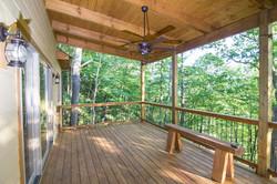 Upper deck view 2