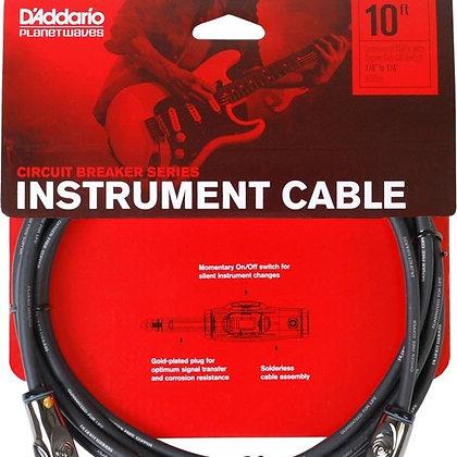 Cable Planet Wave P/Inst. PWAG10