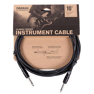 Cable Planet Wave P/Inst. PW-CGT-10