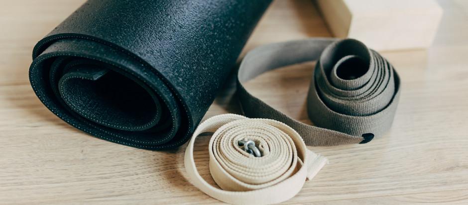 9 Essentials for Your Yoga Bag
