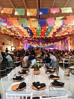 Eventos santiago de quertaro inventiva decoracin boda mexicana altavistaventures Gallery