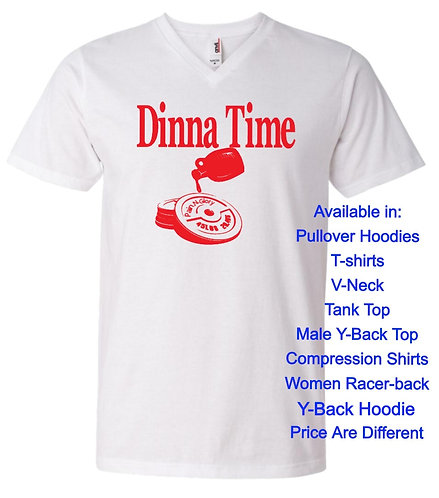 Dinna Time (Unisex Items)