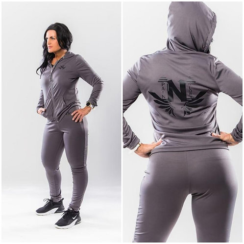 Women 2pc Zipper Tracksuits