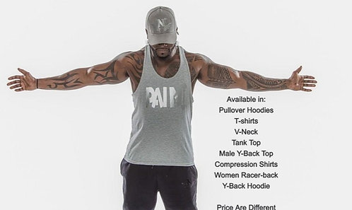 Pain N Glory barbell (Unisex Items)