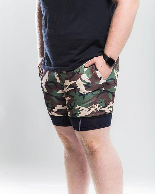 Men's Fitness Sports Shorts