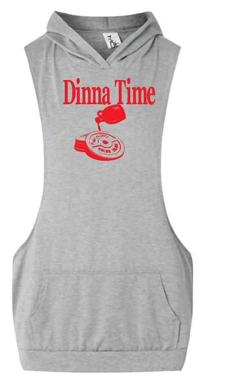 Dinna Time(Y-Back Hoodie)